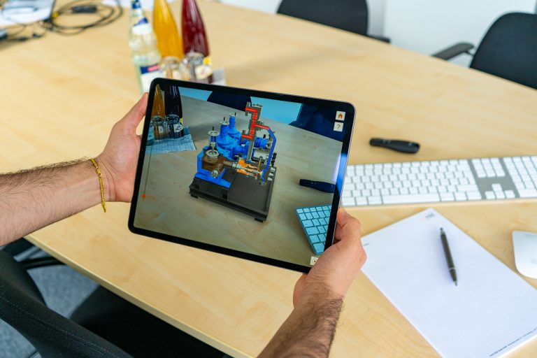 veranstaltungstechnologien augmented reality ar virtual reality vr